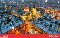Low-cost airline Buta Airways launches direct flights to Lviv