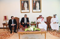"Azerbaijan, Qatar hold political consultations <span class=""color_red"">[PHOTO]</span>"