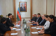 "Azerbaijani FM receives newly-appointed Israeli envoy <span class=""color_red"">[PHOTO]</span>"