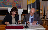 "National Art Museum, Kazakh State Art Museum sign MoU <span class=""color_red"">[PHOTO]</span>"