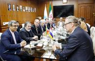Iran, Netherlands mull cooperation in water, energy industries