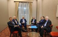 Azerbaijani, Armenian FM's discuss Karabakh conflict in Slovakia