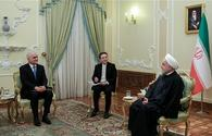 "Azerbaijan, Iran upbeat on economic, trade ties <span class=""color_red"">[PHOTO]</span>"