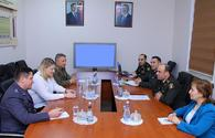 Military legal experts of Azerbaijan, Poland hold meeting in Baku