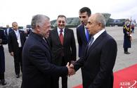 "King Abdullah II of Jordan arrives in Azerbaijan on official visit <span class=""color_red"">[PHOTO]</span>"