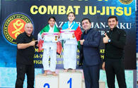 "National athletes win at International Combat Jiu-jitsu tournament <span class=""color_red"">[PHOTO]</span>"