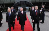 "King Abdullah II of Jordan completes official visit to Azerbaijan <span class=""color_red"">[PHOTO]</span>"
