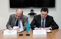 Kazakhstan, EBRD sign MoU on healthcare
