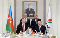Turkish company acquires part of SOCAR Polymer's shares