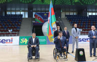 "Seni Bocce Cup held in Baku <span class=""color_red"">[PHOTO]</span>"