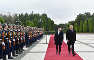 "Official welcome ceremony held for President of Ukraine Volodymyr Zelensky <span class=""color_red"">[PHOTO]</span>"