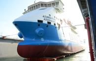 "Azerbaijan's Lachin tanker to carry cargo across Caspian Sea and beyond <span class=""color_red"">[PHOTO]</span>"
