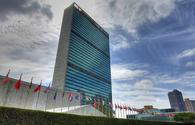 UN approves another resolution confirming Azerbaijan's territorial integrity