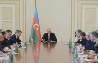 "President Aliyev chairs meeting related to cotton growing in Azerbaijan <span class=""color_red"">[PHOTO]</span>"