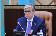 Kazakhstan's president ratifies agreement on military cooperation with Turkey