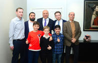 Baku hosts meeting of Executive Committee of Azerbaijan Gymnastics Federation