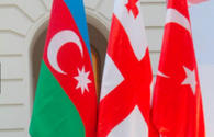 Georgia, Azerbaijan and Turkey discuss regional transport, energy projects