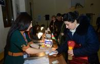 Highest, lowest voter turnout as of 15:00 (GMT +4) in Azerbaijan's municipal elections