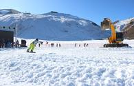 "Winter sports lovers gather in Shahdag <span class=""color_red"">[PHOTO/VIDEO]</span>"