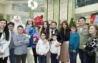 """New Year festivity held at Rehabilitation Center for People with Down Syndrome <span class=""""color_red"""">[PHOTO]</span>"""