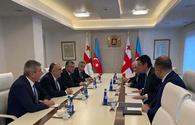 Azerbaijan, Georgia mull energy, transport projects, regional co-op