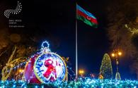 "Baku Media Center makes special video about Baku preparing to celebrate New Year <span class=""color_red"">[PHOTO/VIDEO]</span>"