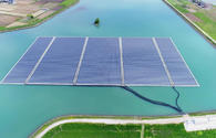 Azerbaijan to introduce floating solar panels