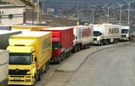 Cargo transportation by Turkmen trucks to Turkey down