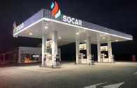 SOCAR opens one more filling station in Romania