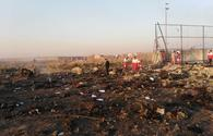 MFA talks presence of Azerbaijani citizens among those killed in plane crash in Iran