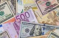 Azerbaijani currency rates for Jan. 9