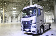 Russian company interested in supplying trucks to country