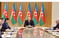 "President Ilham Aliyev chairs meeting on results of 2019 <span class=""color_red"">[UPDATE]</span>"