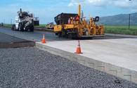 Construction of Baku-Guba-Russia highway to be completed in 2021