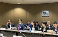 Azerbaijan's Digital Trade Hub, ASAN Imza presented at UN meeting
