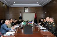 "Regular meeting of Azerbaijan-Pakistan working group held in Rawalpindi city <span class=""color_red"">[PHOTO]</span>"