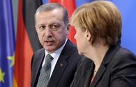 Erdogan, Merkel discuss Libya by phone ahead of Berlin conference