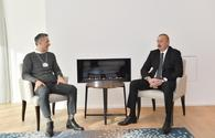 "President Ilham Aliyev met with Chief Executive Officer of Signify in Davos <span class=""color_red"">[PHOTO]</span>"