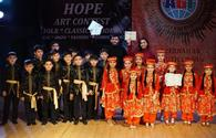 "Winners of Int'l Art Competition named <span class=""color_red"">[PHOTO]</span>"