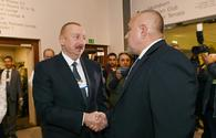 "Azerbaijani president meets with Polish president in Davos <span class=""color_red"">[PHOTO]</span>"