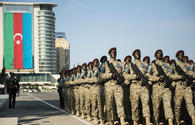Azerbaijan improves position in 2019 military strength ranking