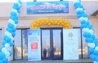 "Business projects for IDP women launched in Azerbaijan's Fuzuli district <span class=""color_red"">[PHOTO]</span>"