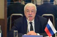 "Mikhail Gusman thanks Azerbaijan for ""Baku-Moscow: dialogue of cultures"" conference"