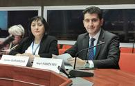 "Azerbaijani official appointed to new position in PACE <span class=""color_red"">[PHOTO]</span>"