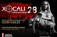 Art project on Khojaly Massacre to be presented abroad