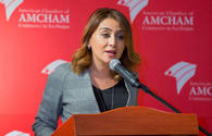 Executive director of American Chamber of Commerce in Azerbaijan resigns