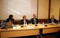 "Azerbaijan introduces its business opportunities in Greece <span class=""color_red"">[PHOTO]</span>"