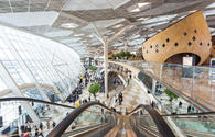 Heydar Aliyev International Airport meets high international standards of aviation security