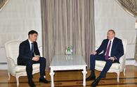 "President Ilham Aliyev receives Kyrgyz Foreign Minister <span class=""color_red"">[UPDATE]</span>"