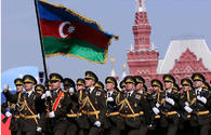 Azerbaijani servicemen to take part in military parade in Moscow